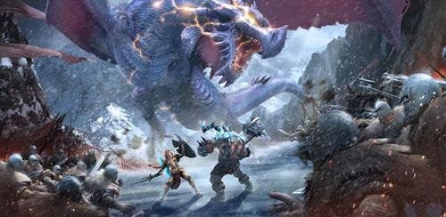 دانلود بازی رقابت پادشاهان Rival Kingdoms: Age of Ruin برای اندروید