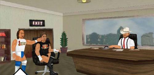 بازی مسابقات کشتی Booking Revolution (Wrestling) v1.770