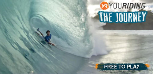 دانلود بازی موج سواری The Journey – Bodyboard Game برای اندروید