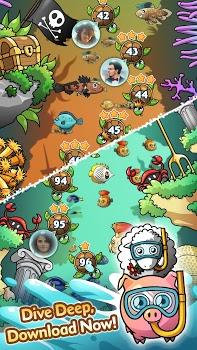 Ocean Blast – Match-3 Puzzler v3.1.0