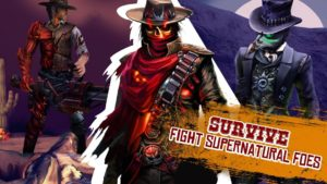تصویر محیط Six-Guns: Gang Showdown v2.9.5c + data