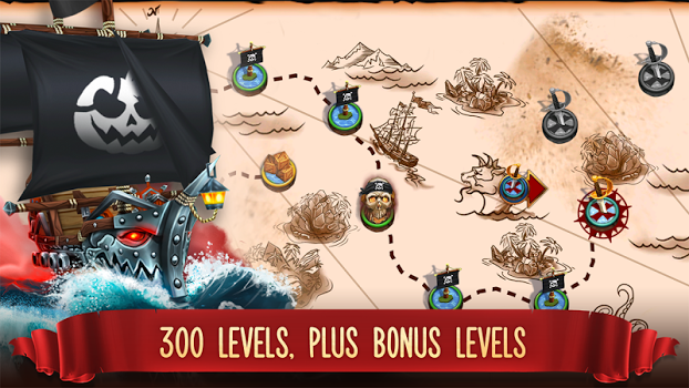Pirate Battles: Corsairs Bay v1.0.4