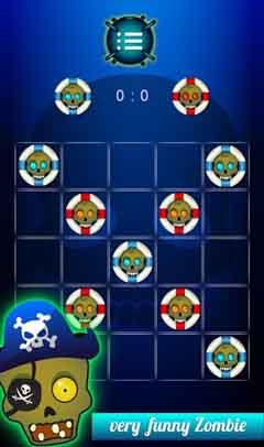 ۲ Players Zombie Tic Tac Toe v1.0