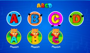 تصویر محیط Nursery Rhymes, Kids Games & Songs Free v2.2