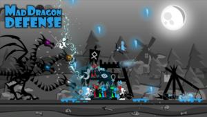 تصویر محیط Mad Dragon Defense v1.2.2