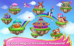 تصویر محیط Coco Pony – My Dream Pet v1.0.7