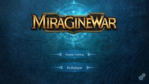 تصویر محیط Miragine War v7.5.1
