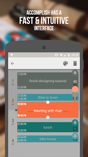 Accomplish: To-Do list reborn Premium v1.3