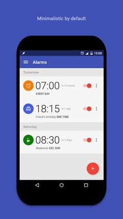 AlarmPad – Alarm clock PRO v1.9.6