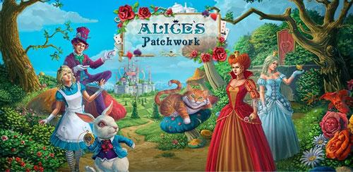 بازی پازلی چهل تیکه آلیس Alice's Patchwork v1.0.0