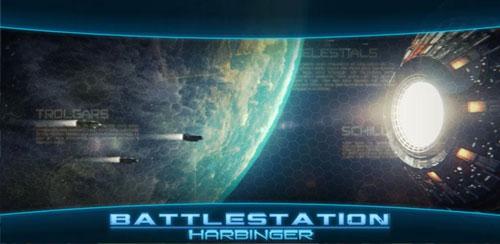 بازی جنگ کشتی های فضایی Battlestation: Harbinger v1.1.2