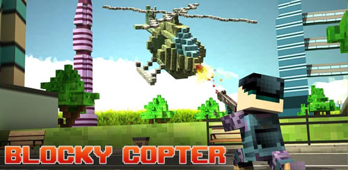 Blocky Copter in Compton v1