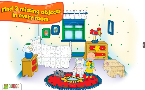 Caillou House of Puzzles v1.6 + data