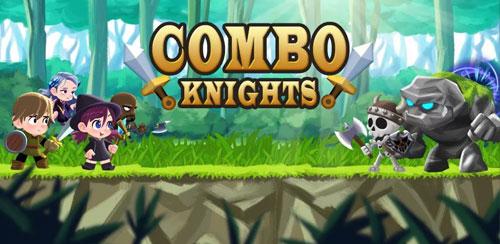 بازی نقش آفرینی شوالیه های کومبو Combo Knights v1.0.1