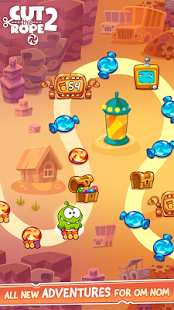 Cut the Rope 2 v1.8.2