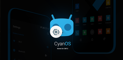 CyanOS theme for CM12 v2.1