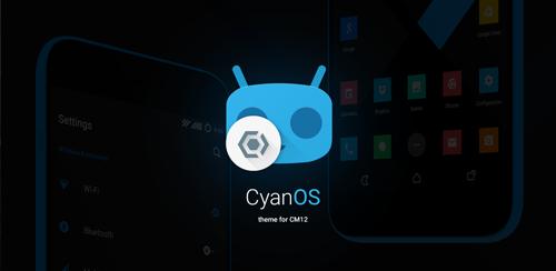 CyanOS theme for CM12 v2.1