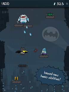 Doodle Jump DC Super Heroes v1.0.0