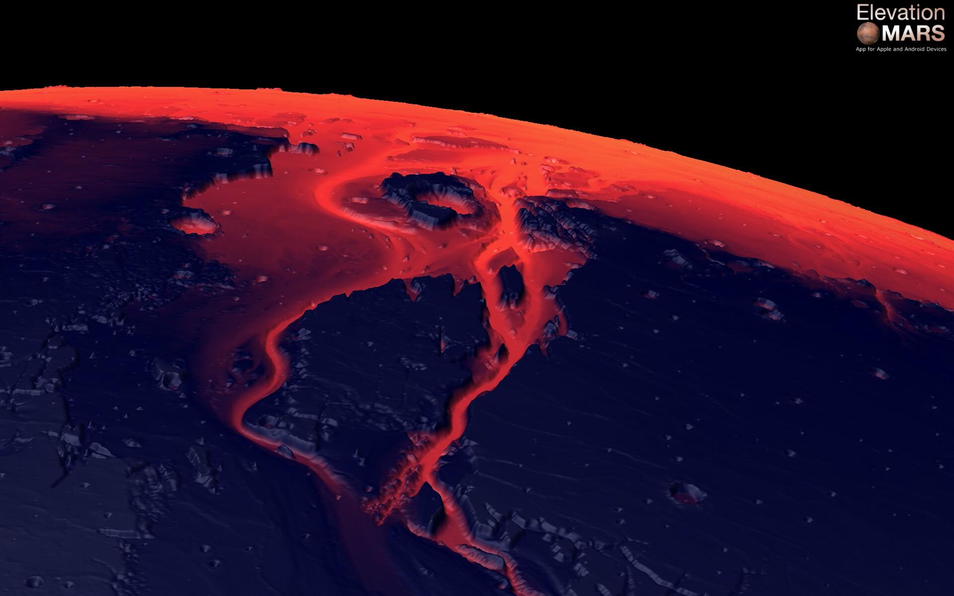 Elevation Mars v2.1
