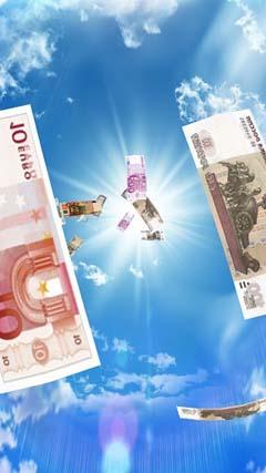 Falling Money 3D Live Wallpaper v4.2