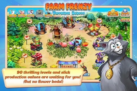Farm Frenzy: Hurricane Season v1.4 + data