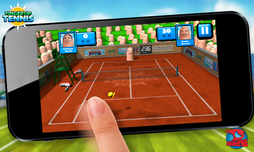 Fingertip Tennis v1.3