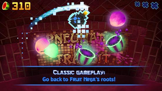Fruit Ninja v2.3.8 + data