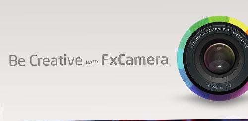 نرم افزار دوربین عکاسی همره با افکت FxCamera Classic v1.0.1