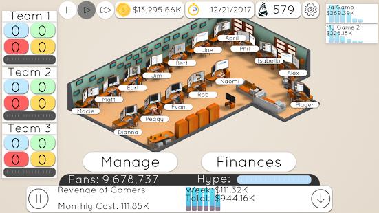Game Studio Tycoon 2 v3.5 + data