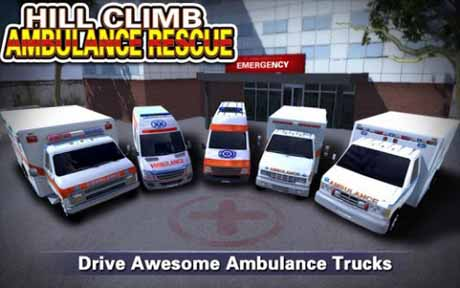 Hill Climb Ambulance Rescue v1.2