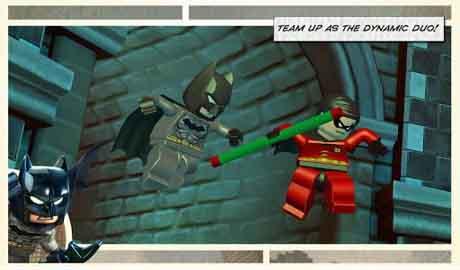 LEGO® Batman: Beyond Gotham 1.08 + data