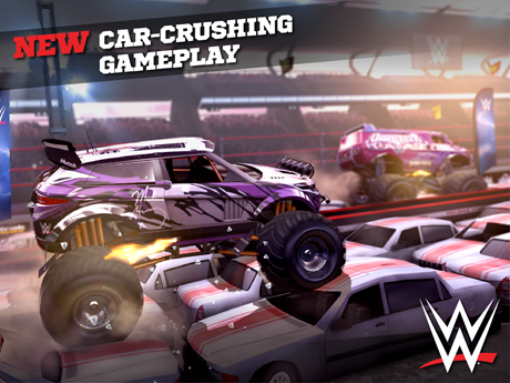 MMX Racing Featuring WWE v1.13.8605 + data