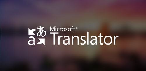 Microsoft Translator v3.0.165