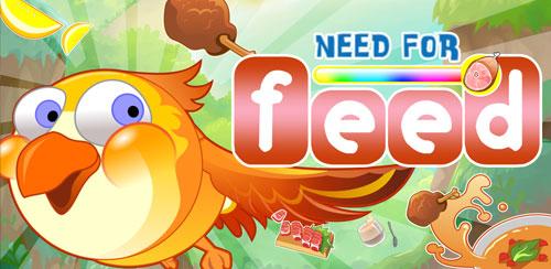 بازی پرش پرنده Need For Feed 1.2.0
