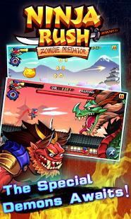 Ninja Rush Zombie Predator v1.0.3