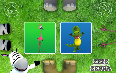 Nursery Rhymes game Zeze Zebra v1.06 + data