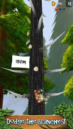 Nuts!: Infinite Forest Run v1.1.2