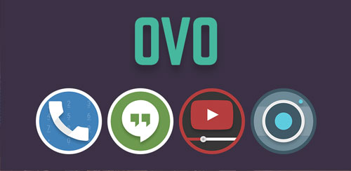 Ovo – Icon Pack v4.0.0