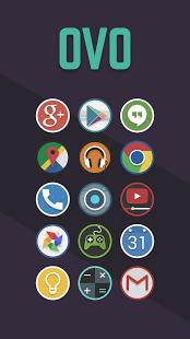 Ovo – Icon Pack v4.0.0