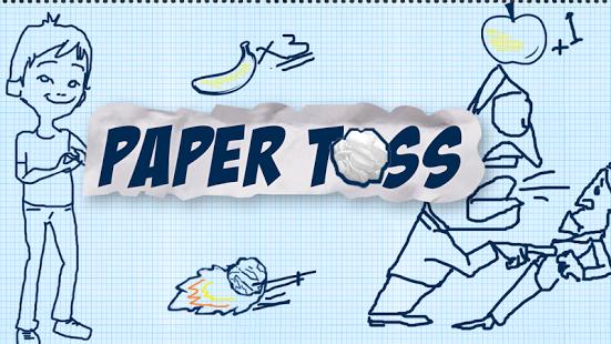 Paper Toss 2015 v1.2
