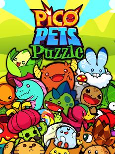 Pico Pets Puzzle – Match-3 v1.0