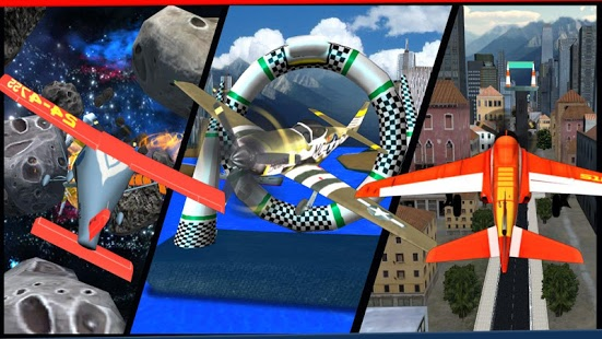 Race The Planes v1.1