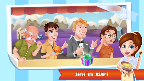 Rising Super Chef:Cooking Game v2.7.1 + data
