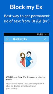 SMS Blocker. Clean Inbox Premium v8.0.20
