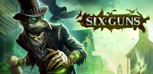 Six-Guns: Gang Showdown v2.9.5c + data