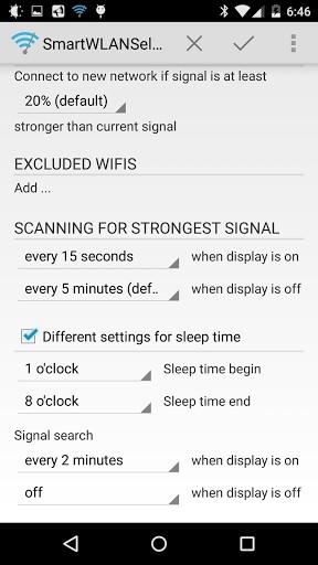 Smart WLAN Selector v1.4