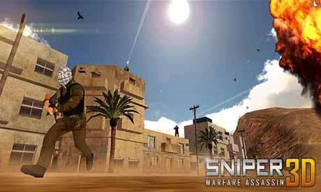 Sniper Warfare Assassin 3D v1.0.3