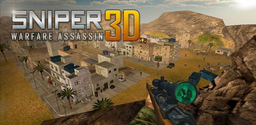 Warfare Snipers Sniper Warfare Assassin 3d