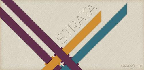 بازی فکری پازلی Strata v1.2.2