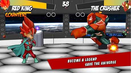 Superheros Free Fighting Games v1.3